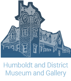 Go to Archives of the Humboldt & District Museum & Gallery
