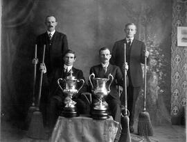 Curling champions