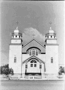 All Saints Ukrainian Catholic Church in Humboldt, Sask.