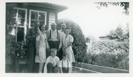 A Family in Biggar, Saskatchewan