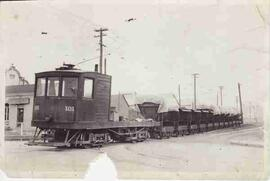 Regina Municipal Railway Car #101