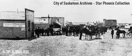 Temperance Colonists in Moose Jaw