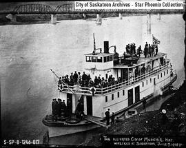 "Steamship ""City of Medicine Hat"""