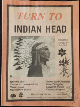Turn to Indian Head