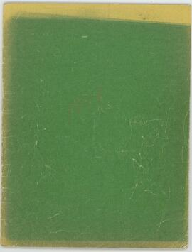 Glenn Lynn Circle Minute Book 1954
