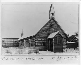 First Church in Lloydminster - St. John's [Ministry]