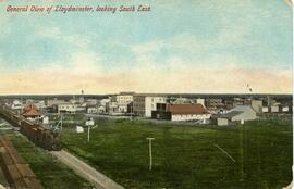 'General View of Lloydminster, looking South East'