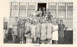 Beatty Ladies Aid at Ethel Lobb's Home