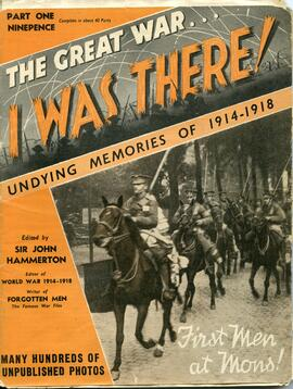 """The Great War: I Was There!"" Magazine collection"