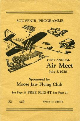 Moose Jaw Flying Club fonds