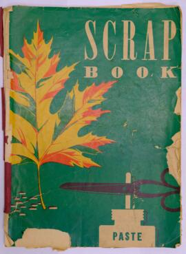 Garth Smith Scrapbook Collection