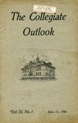 The Collegiate Outlook collection