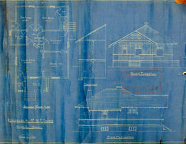 Architectural Drawings for Moose Jaw and Area Buildings collection