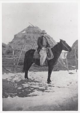 Dick Decock, Wood Mountain Cowboy and Rancher