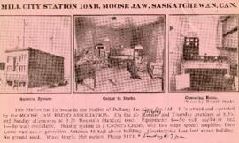 Moose Jaw Radio Association fonds