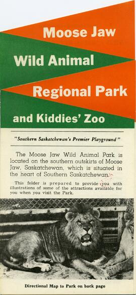 Moose Jaw Wild Animal Park fonds