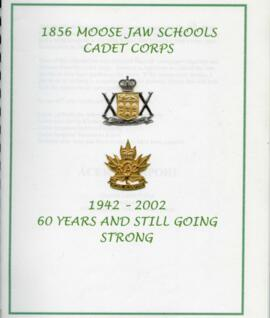 1856 Moose Jaw Schools Cadet Corps fonds
