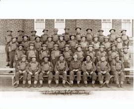 9th Platoon, 2nd Company, Canadian Army Basic Training Centre