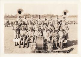 Band-Regina Rifle Regiment, 1940