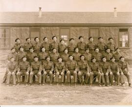 8th Aerodrome Defence Company, No.1 Platoon
