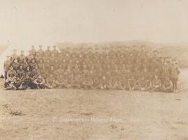 1st Saskatchewan Mounted Rifles, 1923