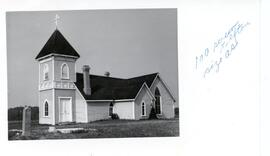 Church of All Saints, Cannington Manor, Saskatchewan