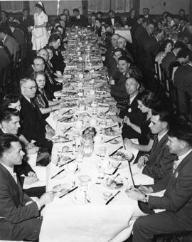 1923-4 Graduates at 1951 Annual Banquet