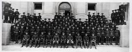 196th Western Universities Battalion - No. 11 Field Ambulance - Group Photo