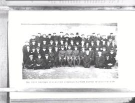196th Western Universities Battalion - Saskatchewan-Raised Platoon - Group Photo