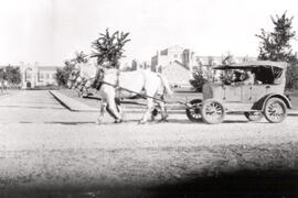 'Bennett Buggy' in Transit