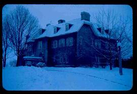 24 Sussex Drive, winter