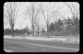 24 Sussex Drive from across roadway
