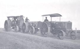 Agricultural Machinery - Tractors
