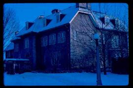 24 Sussex Drive, wintertime