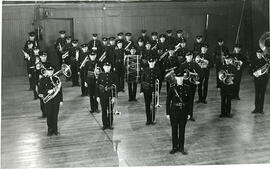 Canadian Officers' Training Corps - Band - Group Photo