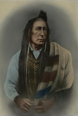 Poundmaker - Portrait