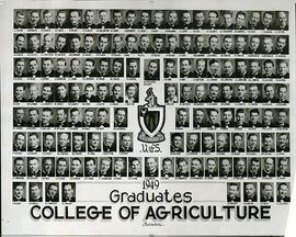Agriculture - Class Photo