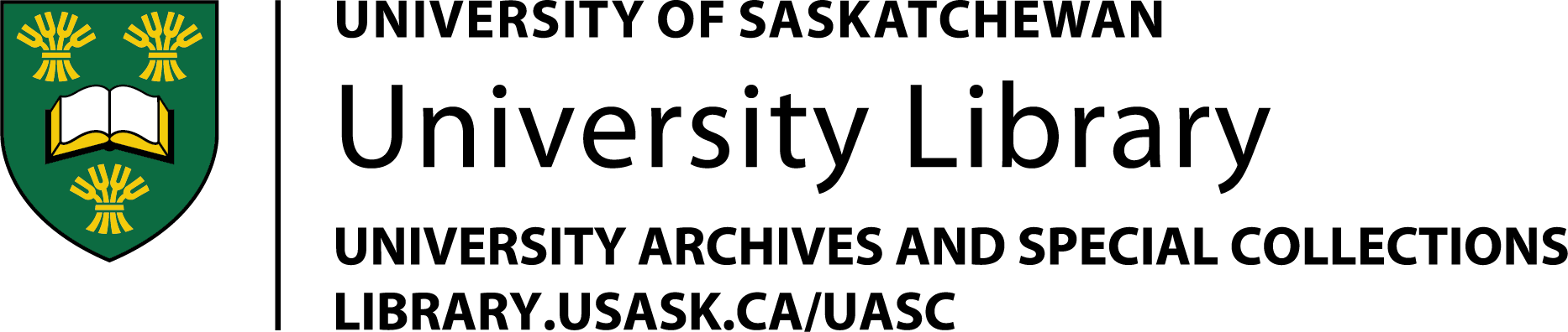 Ir para University of Saskatchewan, University Archives & Special Collections