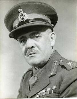 Major General Arthur E. Potts - Portrait