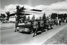 J.G. Diefenbaker - Funeral Rites and Ceremonies