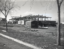 Murray Memorial Library - Construction